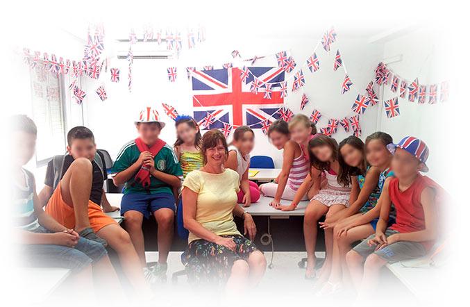 Academia Inglés para niños